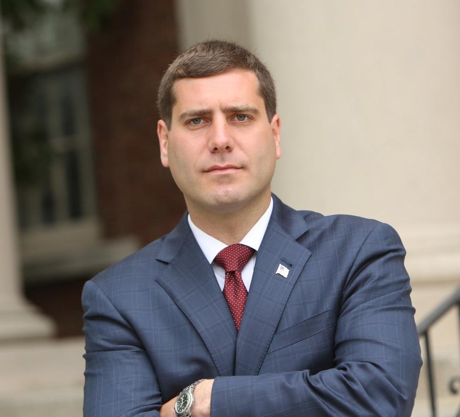 Suffolk County District Attorney Tim Sini